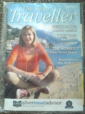Silver Traveller Magazine 2018 Issue 2 Including Travel Directory Bnip