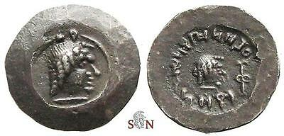 Hammered in Antiquity - Silver 2.26 grams - Interesting