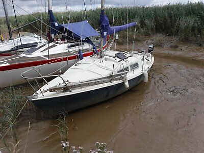used sailing yachts