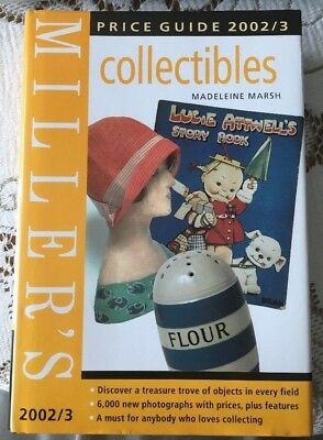 Millers Price Guide Collectibles Book 2002/3 Vol XIV Madeleine Marsh Editor