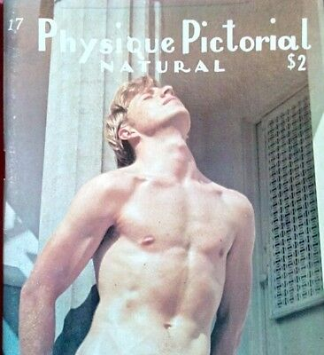 Physique Pictorial Natural 17 vintage gay interest magazine