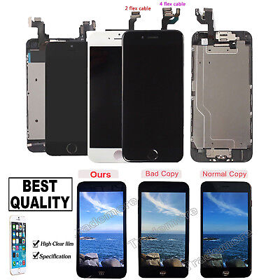 Original LCD Touch Screen Digitizer Assembly Replacement for iPhone 5 6 7 8 Plus