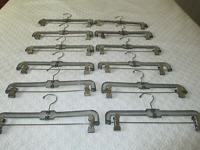 Clip Hangers from Henry Hanger Company~12 Included with the purchase!