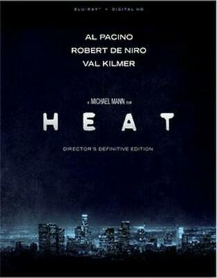 Heat - Blu-Ray Region 1 Free Shipping!