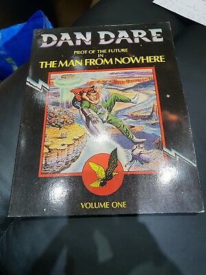 Dan Dare The Man From Nowhere Vol One
