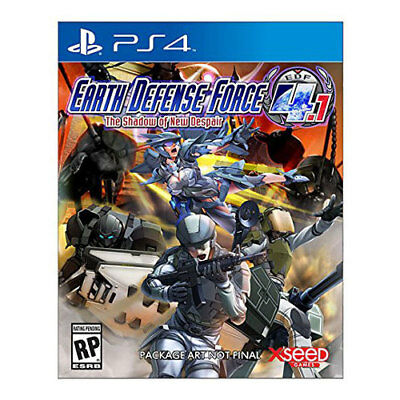 Marvelous Usa Inc Xse 81583 Earth Defense Force 4.1:shadow Of New Despair