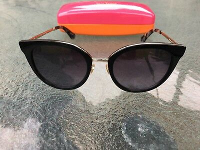 0eb439774a0 KATE SPADE JAZZLYN S Sunglasses Black Gold -  120.00