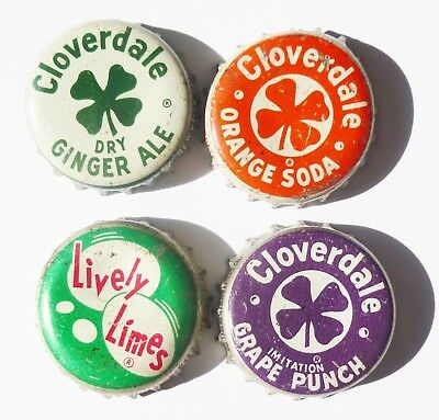 Cloverdale, Lively Limes Cork Bottle Caps Newville, Harrisburg, PA