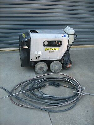 """last One"" Spitwater Sw201 Professional Hot Water High Pressure Cleaner"