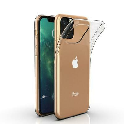 New iPhone X XS Max XR Case 8 7 Plus Clear TPU Slim Soft Silicone Cover fr Apple