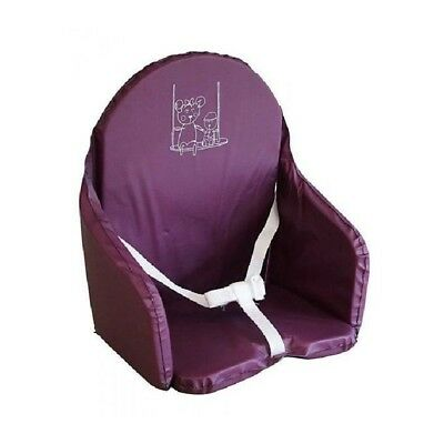 Looping Coussin avc sang Cassis Prune