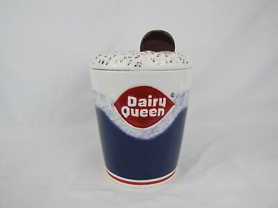 Dairy Queen Advertising Blizzard Cookie Jar
