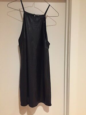 Mink pink Size M. Black. Stretch Fabric. As new. Worn once only.  Great look on
