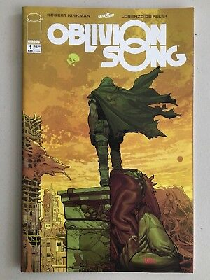 Oblivion Song #1 Pink Signature Variant Image Comics Nm