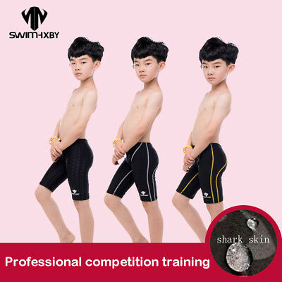 3d4a88c688 Swimming Trunks Boys Swimwear Training Children's Swimsuit For Boy  Competition