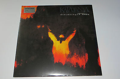 KATATONIA - Discouraged Ones / 2-LP, Re-Release, Gatefold, 180 Gramm Vinyl