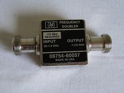 Hp Frequency Doubler 08754-60057