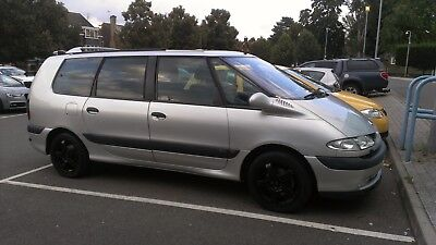 2001 Renault Grand Espace 2.0 16v 'The Race' Edition
