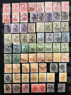 0ld romanian stamps used good rare stamps