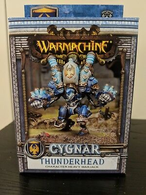 Warmachine - Cygnar Thunderhead (New in box)