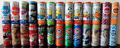 Drink Soda & Cola Russia Exclusive limited cans 26 pcs from Bottom Open 330