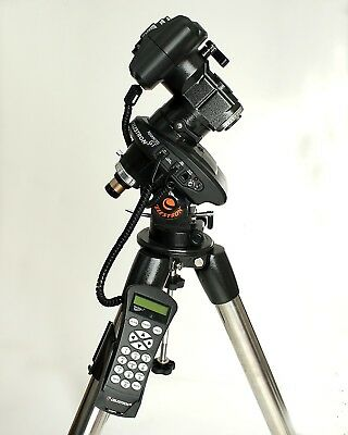 Celestron 8 XLT Telescope on Advance GT mount many extras a complete outfit!