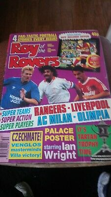 Roy of the Rovers - Comic X3 ISSUES