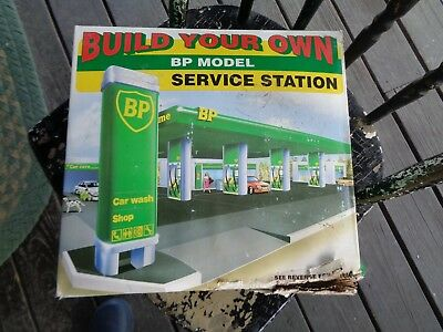 1995 Bp Model Build Your Own Service Station