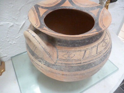 Huge,authentic,very seldom,Ancient Etruscan Olpe,nice symbolic sketches,650 B.C.