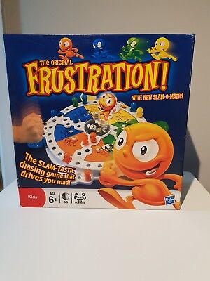 The Original Frustration With Slam-O-Matic 2-4 Players