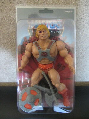 He-Man and the Masters of the Universe Figur TAIWAN HE-MAN MotU Actionfigur