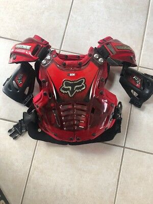 Fox Racing Yourh M Chest Protector