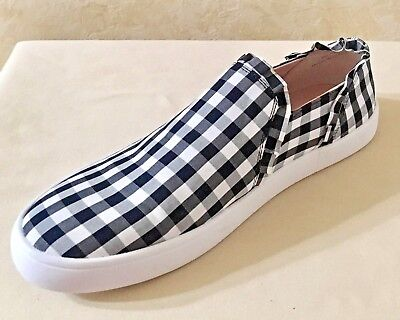 4d44452b7f34 NIB KATE SPADE Lilly Grey Suede Ruffle Slip On Sneakers Shoes Mult ...