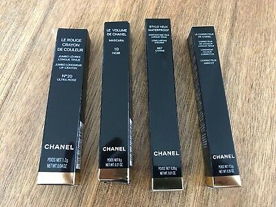 CHANEL Make-up Set! Top! Neu!