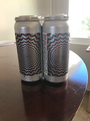 Monkish Space Food. DIPA. 2 Cans.