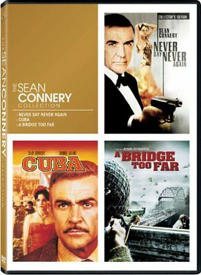 The Sean Connery Collection (DVD, 2010)