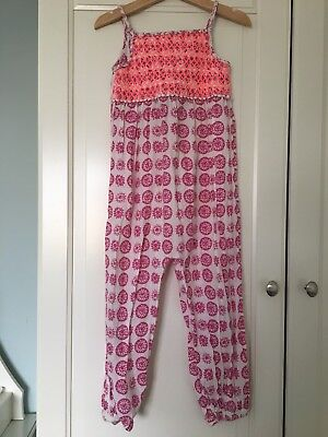 Girls Jumpsuit Age 4-5