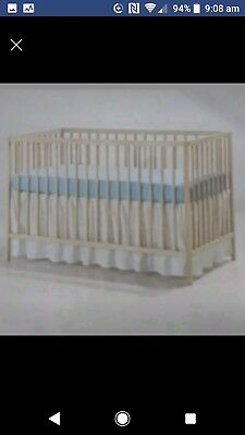 Cot bed cover