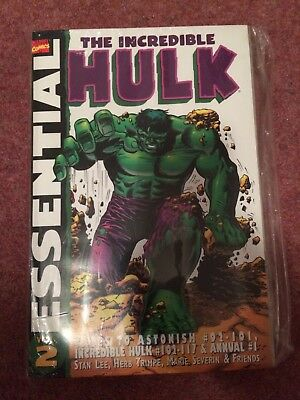 Essential 'The Incredible Hulk' Vol 2