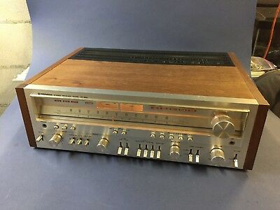 Vintage Pioneer Stereo Receiver SX-950, NO INPUT SIGNAL