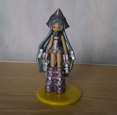 Shaman King Iron Maiden Jeanne figure Tomy gashapon (with parts)