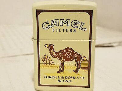 1997 Vintage Classic Camel Zippo! Unfired! NR!