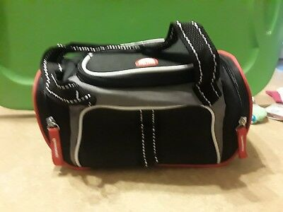 Igloo insulated Cooler lunch box bag black new without tags