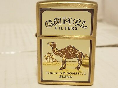 1995 Vintage Classic Camel Brass! UNFIRED! NR! RARE!