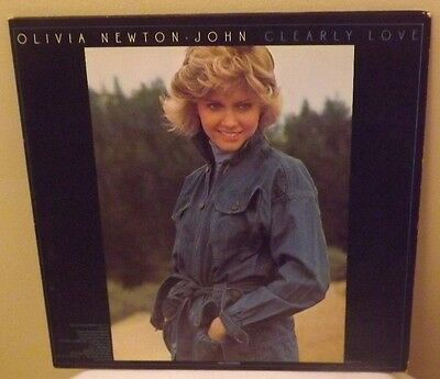 "Olivia Newton John ""Don't stop Believing"" 1976 MCA 2223 vinyl LP record"