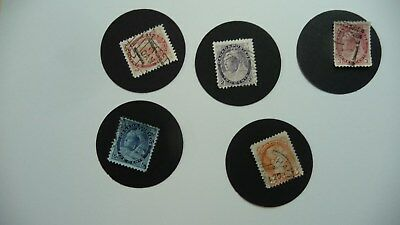 6029  - 5  timbres seconds