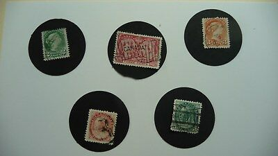 6030  - 5  timbres seconds