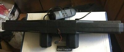 Genuine Okimat 2 / Okimat II actuator complete with the wired hand control