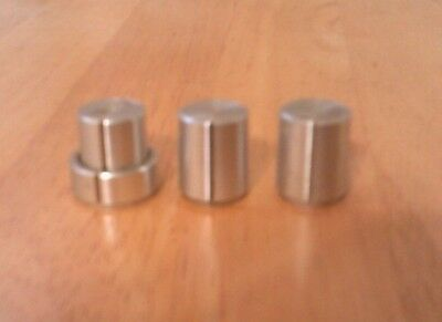 Sony Tc-230 Stereo Center Reel To Reel Parts Front Panel Knobs