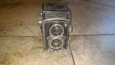 Rolleiflex Camera Sold As-is